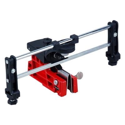 Bar Mounted Manual Chainsaw Filing Guide