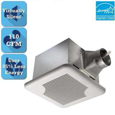 Signature Series 110 CFM Ceiling Bathroom Exhaust Fan, ENERGY STAR*