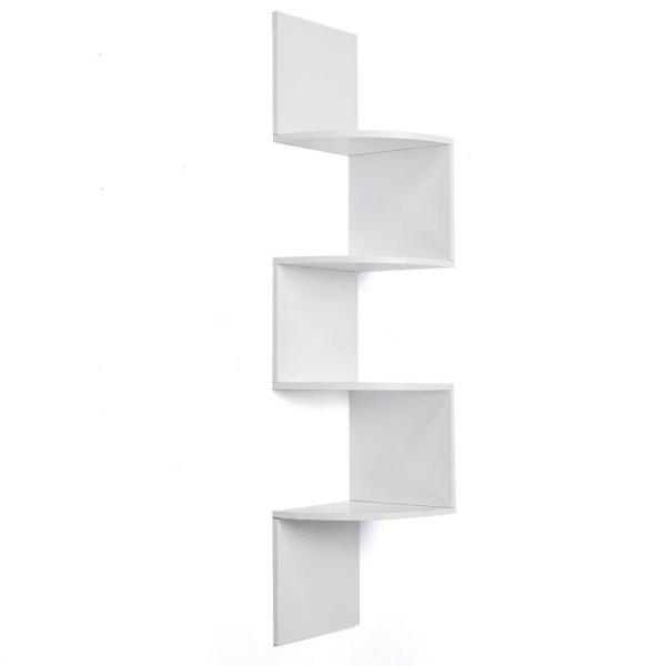AZ Home and Gifts Nexxt Provo 4-Tier 12 in. x 57