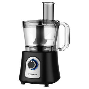 Ovente Deluxe 12-Cup Multi-Function Food Processor with Blender Chopper and Citrus Juicer by Ovente