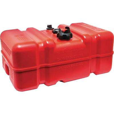 Low Perm Certified 9 Gal. Fuel Tank with 1/4 in. Fuel Pick-Up Adapter and Mechanical Direct Sight Gauge