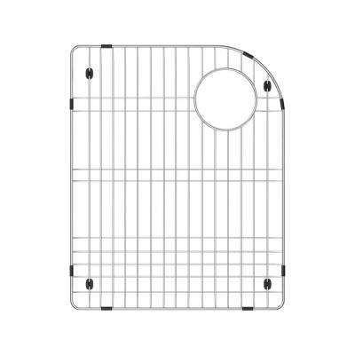 15 in. x 18 in. Sink Bottom Grid for Select Kohler Executive Chef and Marsala Sinks in Stainless Steel
