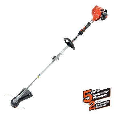 21.2cc 17 in. Gas 2-Stroke Cycle PAS Straight Shaft Trimmer