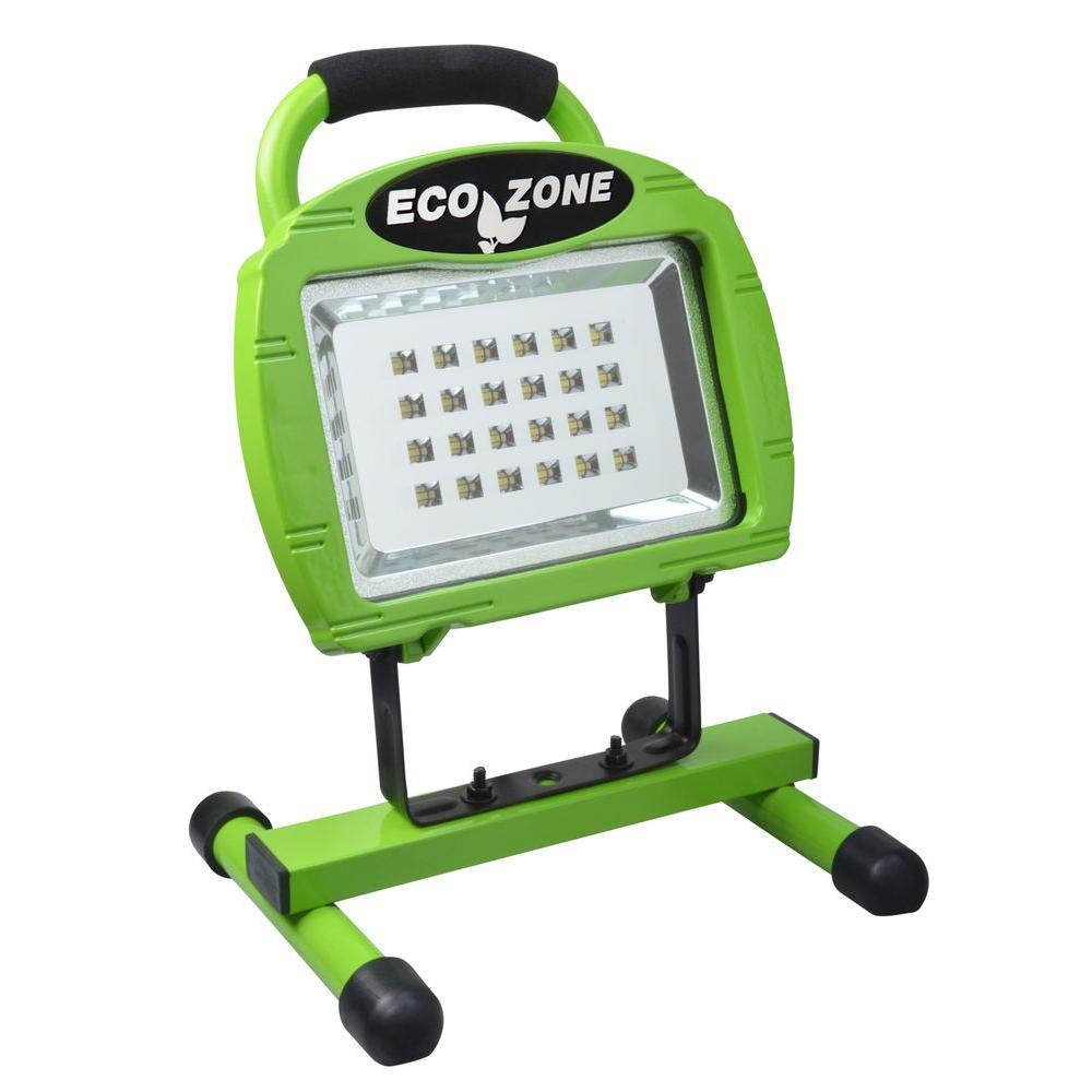 High Intensity Green 24-LED Portable Work Light