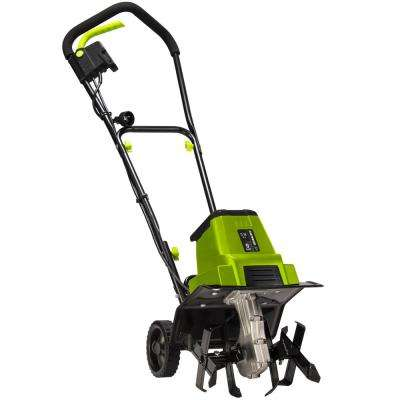 12 in. 9-Amp Corded Electric Tiller/Cultivator