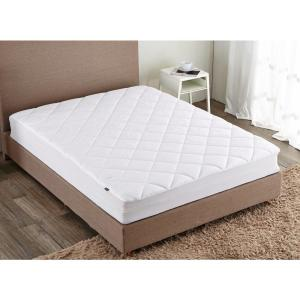 400 Thread King Count Stain Resistant Mattress Pad by