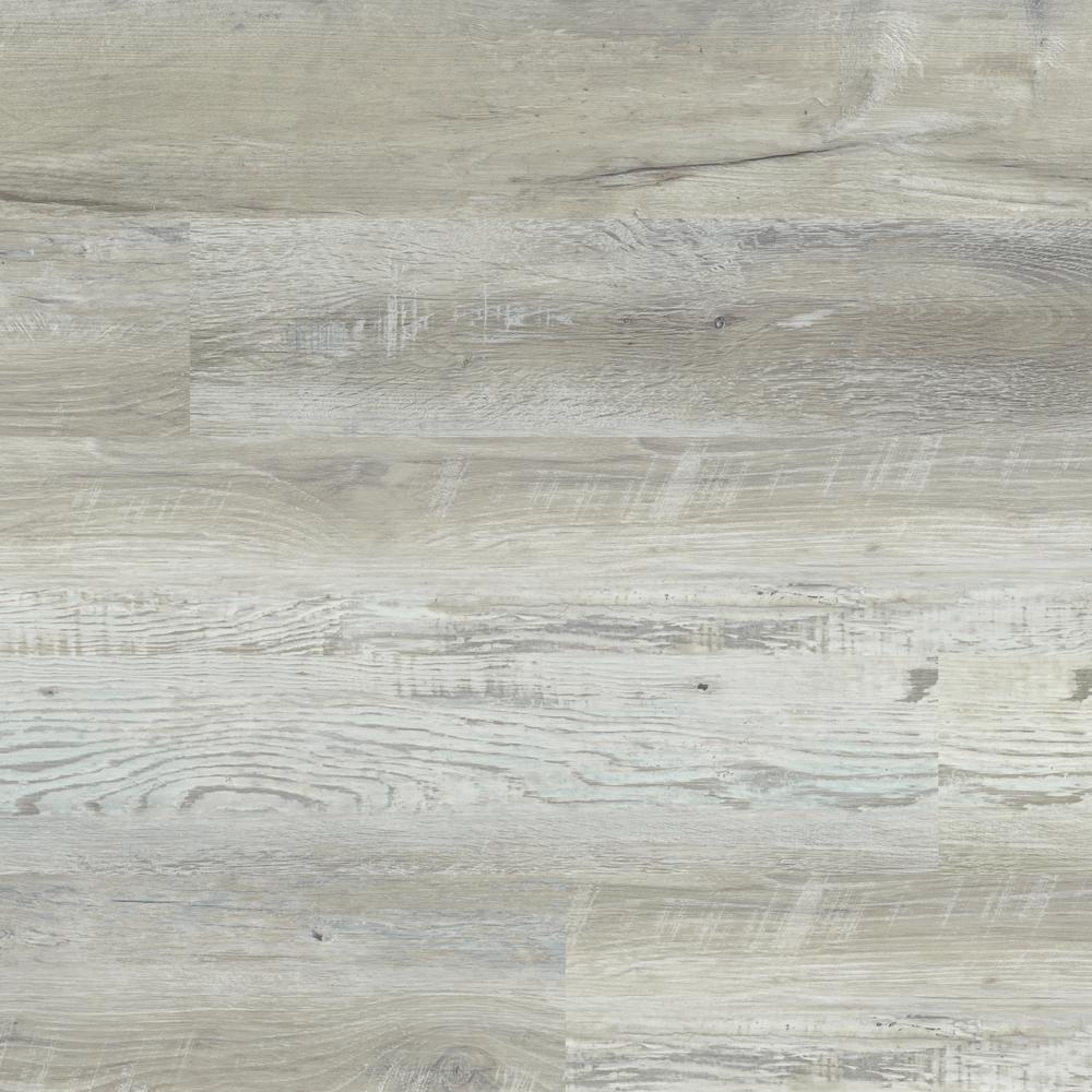 Trafficmaster Moonstone 6 In X 36 In Rigid Core Luxury Vinyl Plank Flooring 23 95 Sq Ft Case Vtrhdnight6x36 The Home Depot