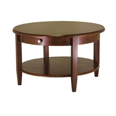 Concord Walnut Coffee Table