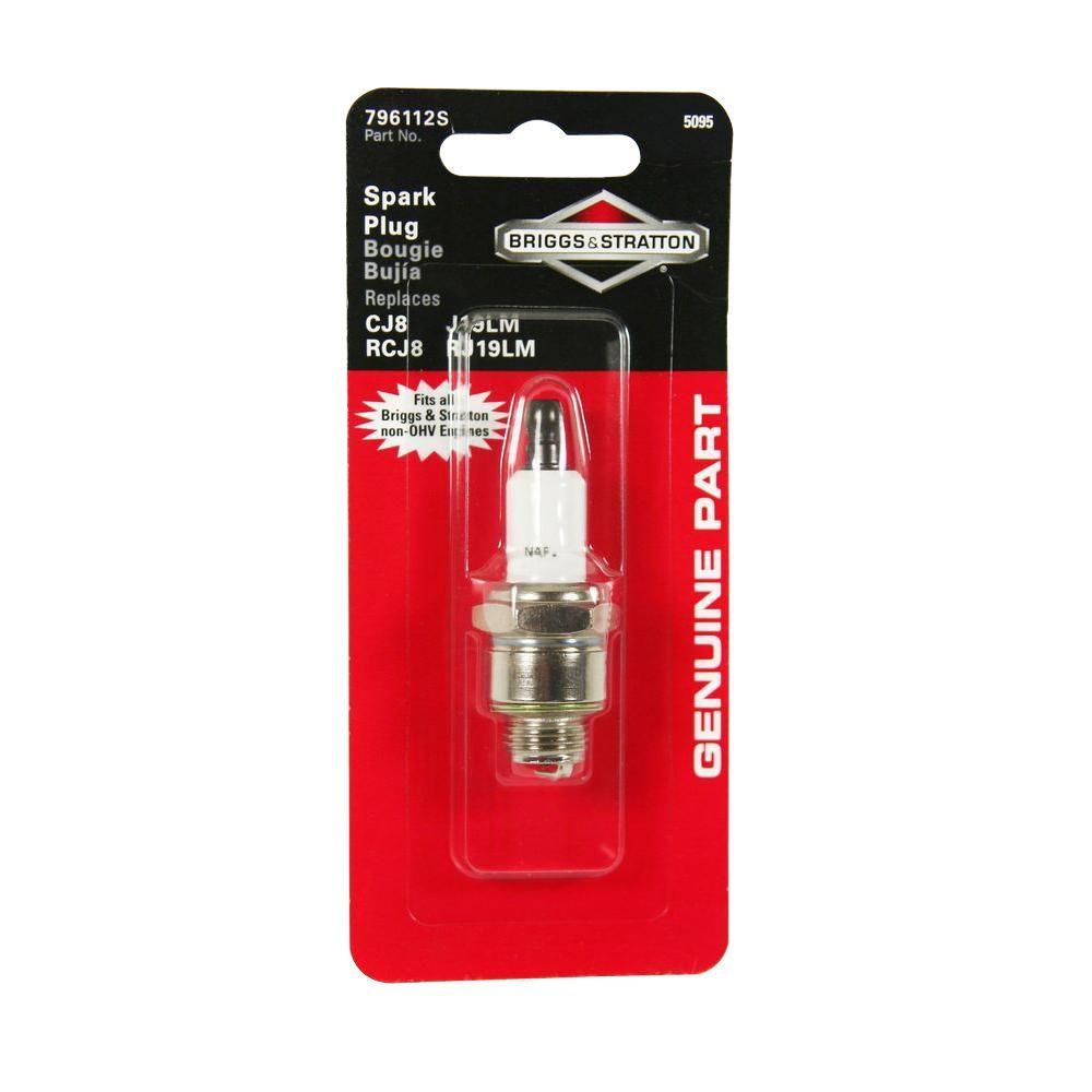 Briggs & Stratton L-Head Engine Spark Plug