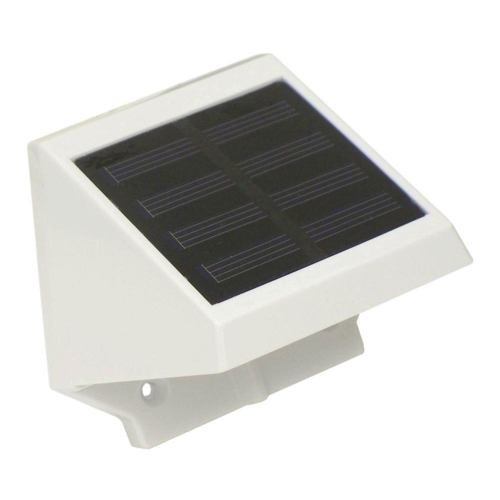 Dock Edge Solar Side Mount Light De96272f The Home Depot Electronic Brake Control Relay