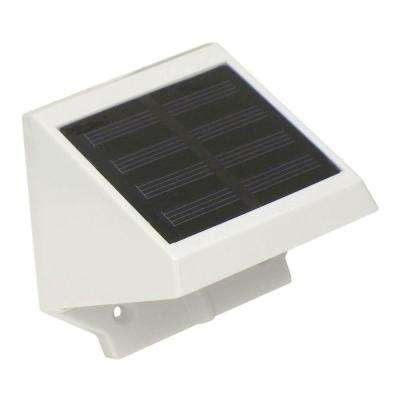 Solar Side Mount Light