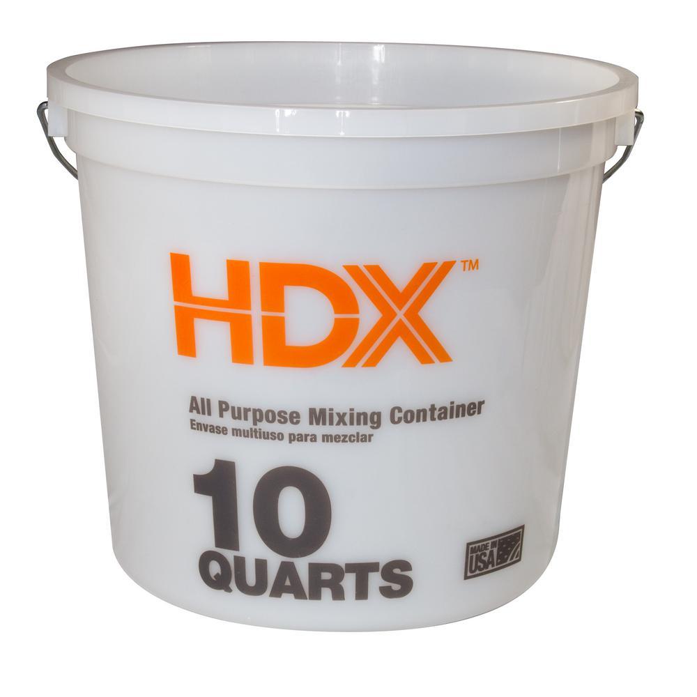 10 qt. Mixing Bucket