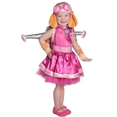 X-Small Girls Skye Kids Halloween Costume