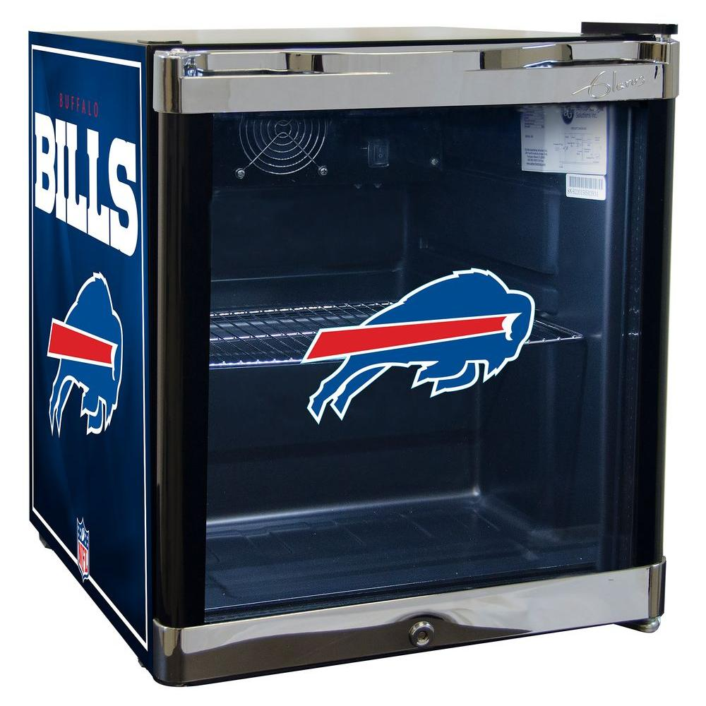 17 in. 20 (12 oz.) Can Buffalo Bills Beverage Cooler