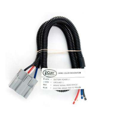 Brake Control Harness Packaged