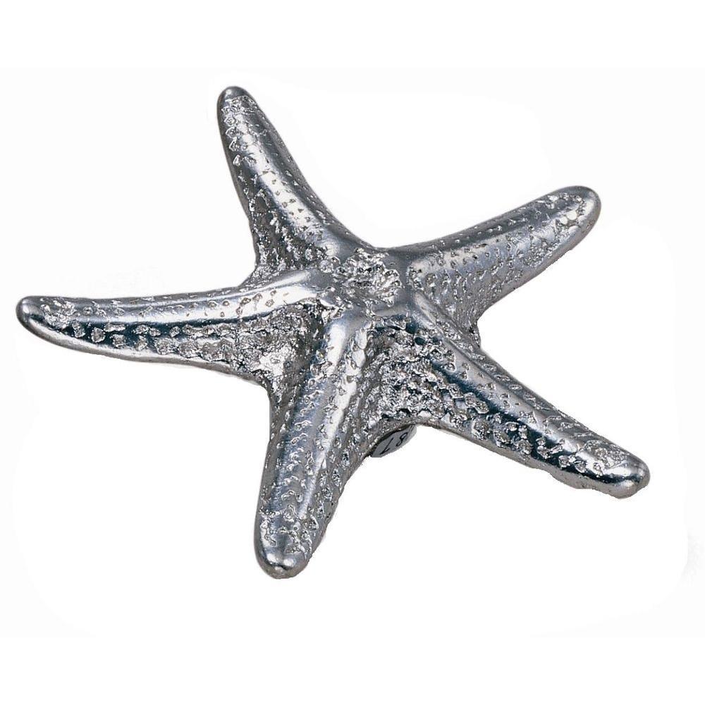 Oceana 3 in. Silverado Fish Cabinet Knob