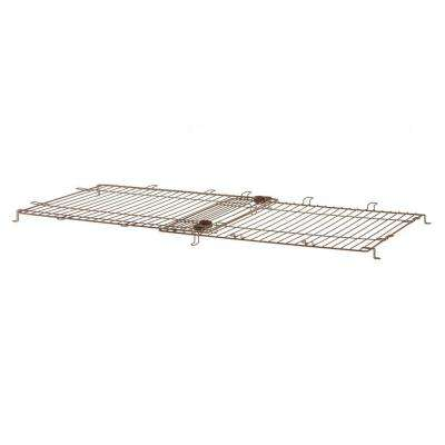 Medium Expandable Pet Crate Wire Top