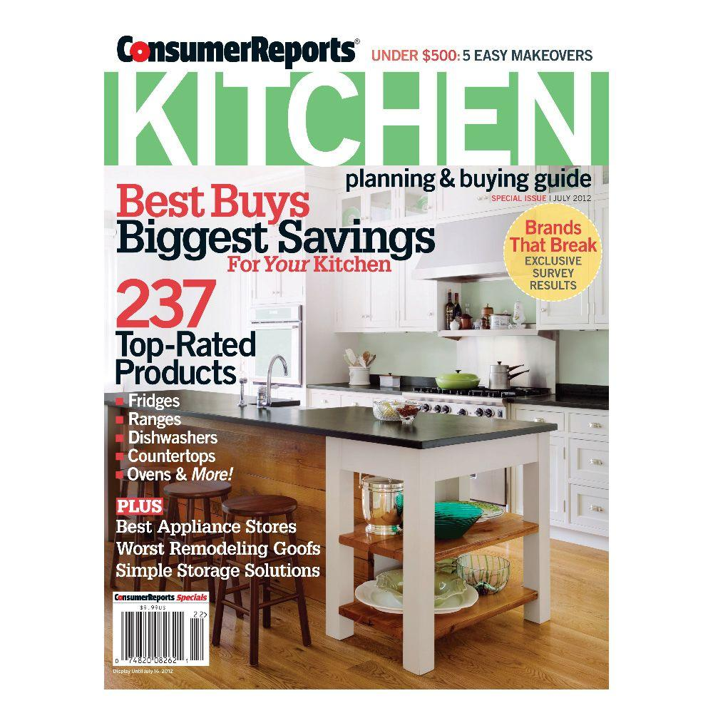 Consumer Guide Magazine: Consumer Reports Special Magazine-08572
