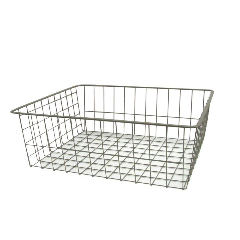 Nickel Ventilated Wire Drawer