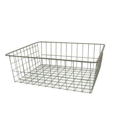 17 In X 7 5 Nickel Ventilated Wire Drawer