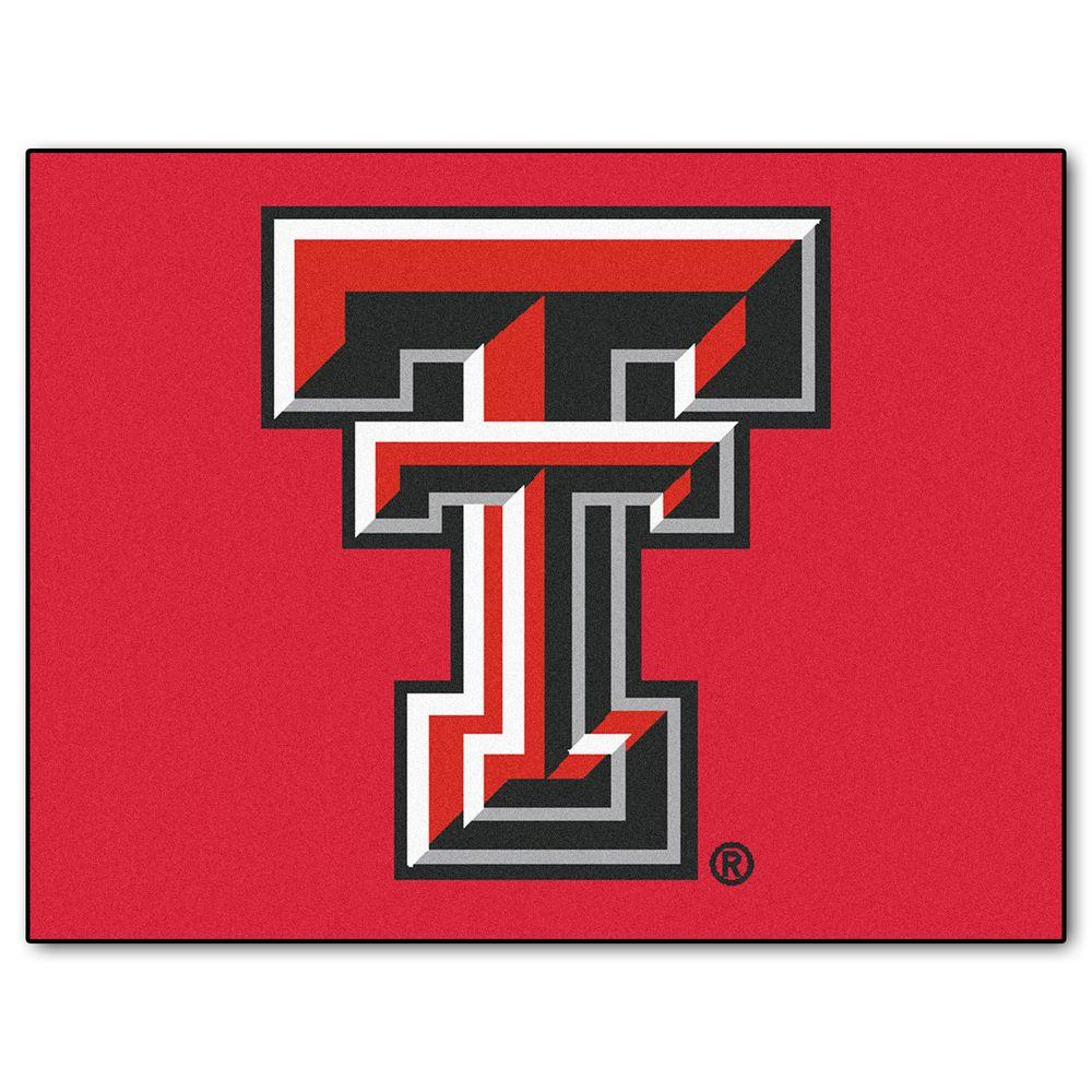 Texas Tech University 3 ft. x 4 ft. All-Star Rug