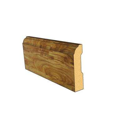 Semillion 9/16 in. Thick x 3-1/4 in. Wide x 94 in. Length Laminate Wall Base Molding