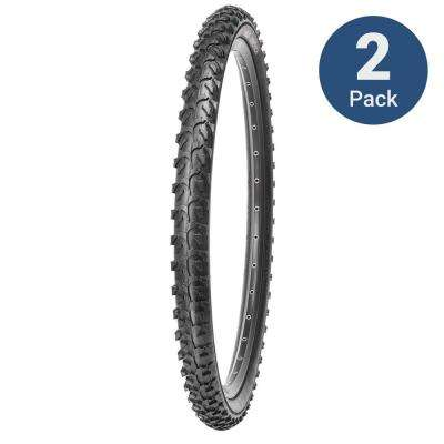 Hamovack 26 in. x 1.95 in. MTB Wire Bead Tire (2-Pack)