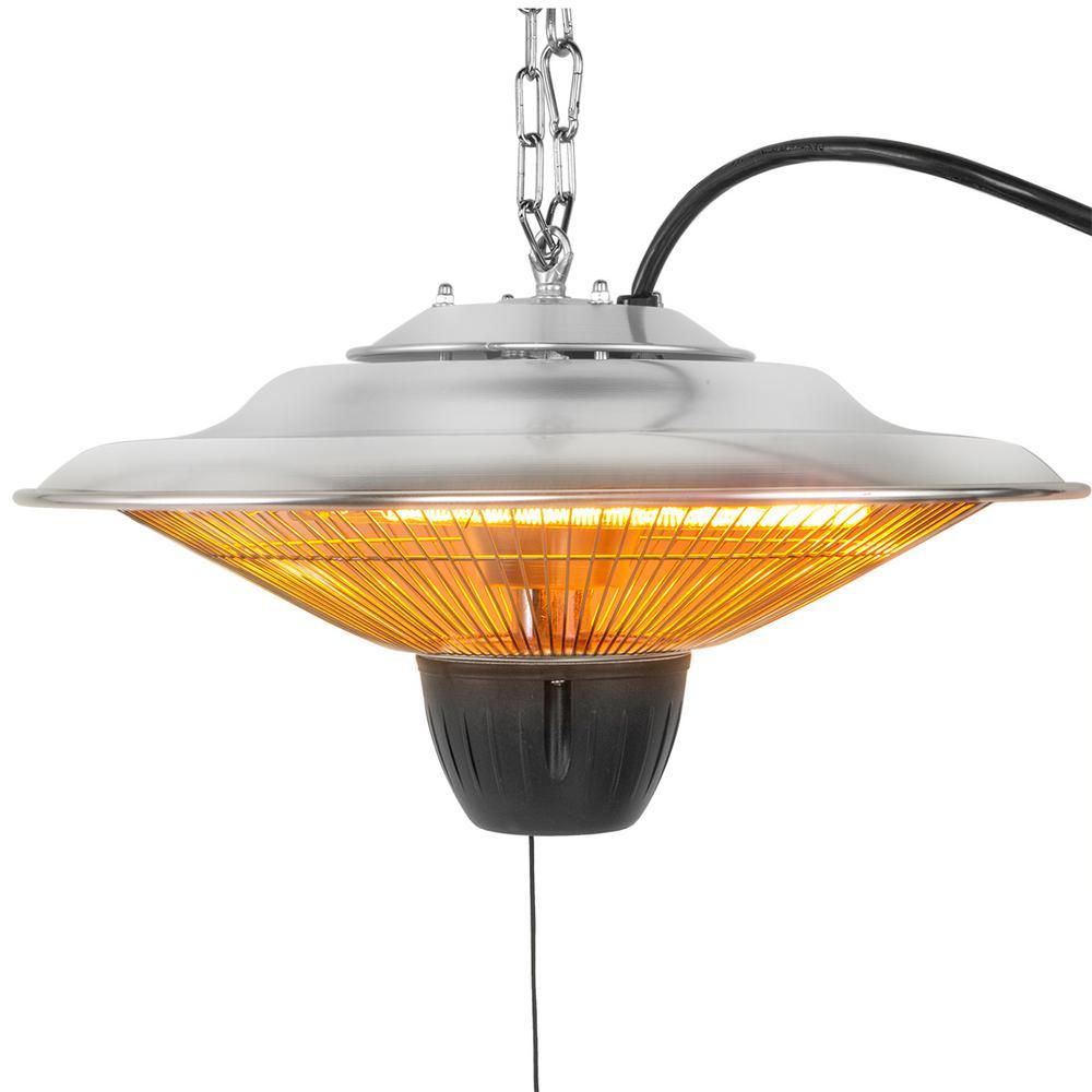Xtremepowerus 1500 Watt Infrared Hanging Ceiling Electric