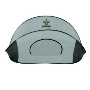 Picnic Time New Orleans Saints Manta Sun Shelter Tent by Picnic Time