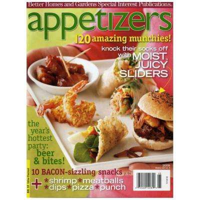 BETTER HOMES & GARDENS HOLIDAY APPETIZERS