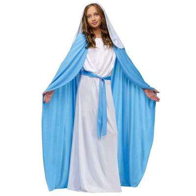 Girls Deluxe Mary Costume