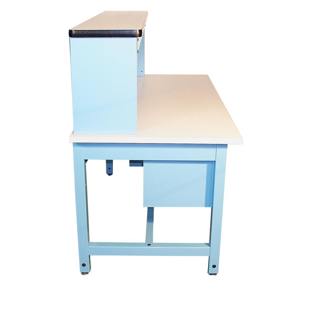 Brilliant Proline 72 In X 30 In Technical Work Bench With Esd Laminate Surface Bench In A Box Bralicious Painted Fabric Chair Ideas Braliciousco