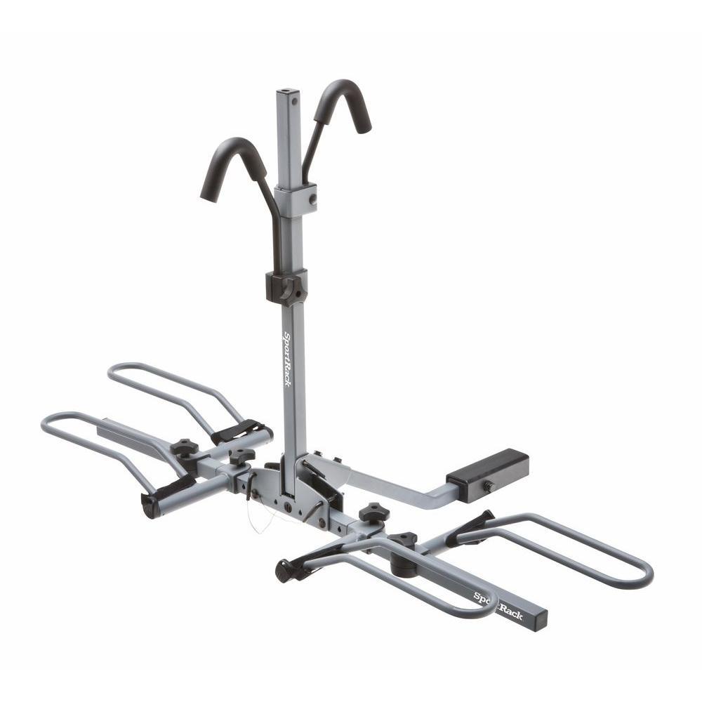 SportRack 2-Bike Tilting Platform Hitch Rack