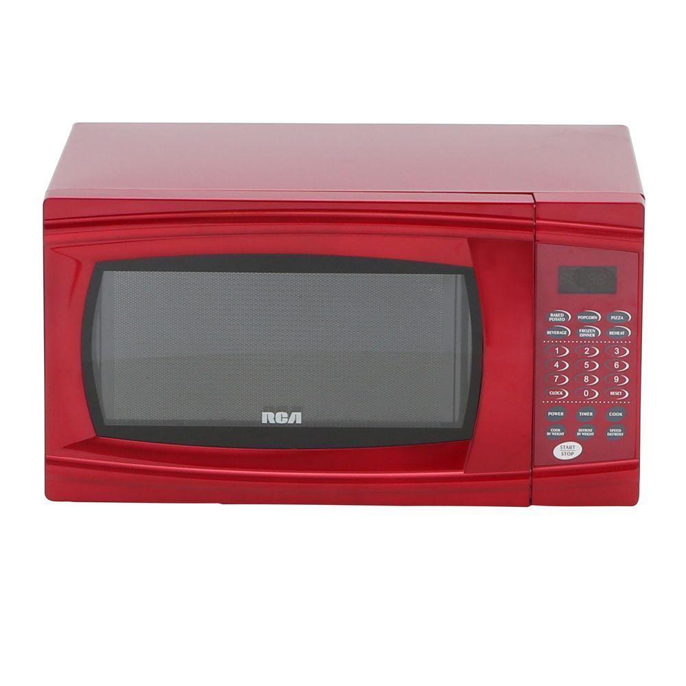 Red Microwaves Bestmicrowave
