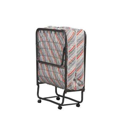 Tepperman UPS Folding Bed with Twin Mattress