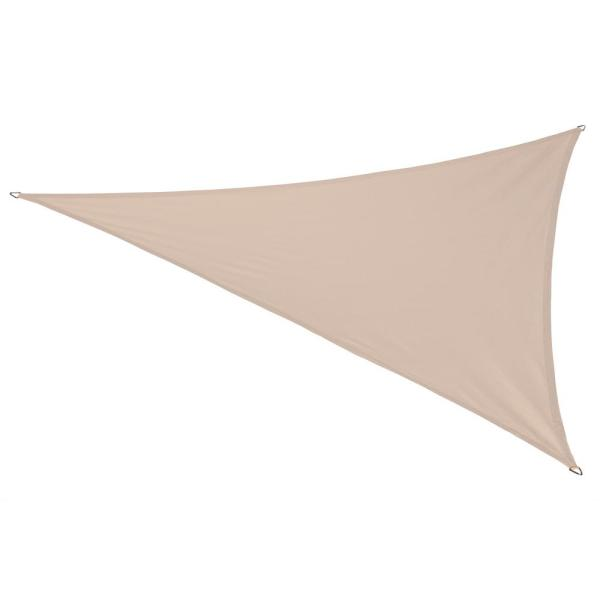 Coolhaven 12 ft. x 12 ft. Sahara Triangle Shade Sail