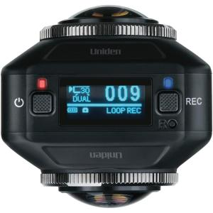 Uniden DC720 HD Dual Lens Video Driving Recorder Dash Cam