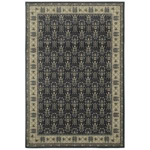 Home Decorators Collection Gianna Indigo 7 ft. 10 inch x 10 ft. Area Rug by Home Decorators Collection