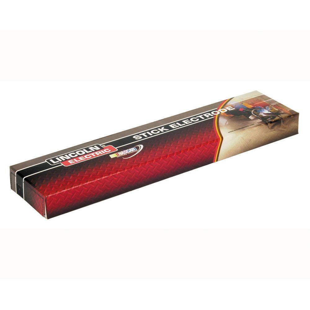 1/8 in. Dia. x 14 in. Long Fleetweld 180-RSP E6011 Stick Welding Electrodes (5 lb. Box)