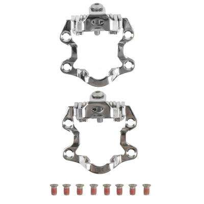 E-E mm276 SPD-Compatible Clipless System for E-PM820-2 BMX/MTB Pedal