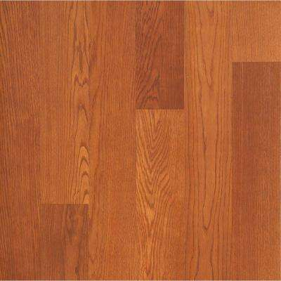 Brasstown Oak Laminate Flooring - 5 in. x 7 in. Take Home Sample