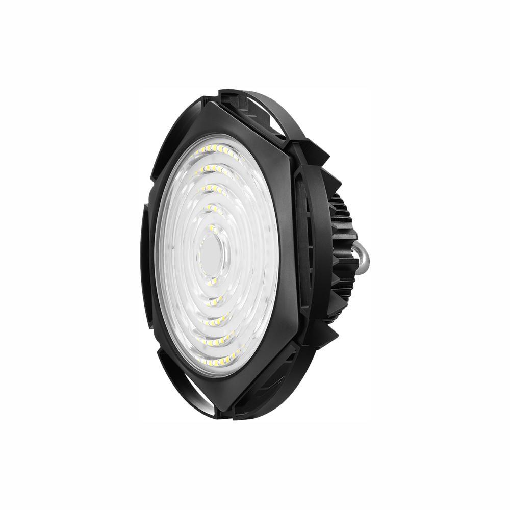 UFO LED High Bay Light 100W 10000LM 6500K Daylight White Commercial Bay Lighting