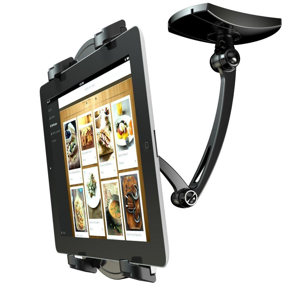 Fleximounts 2 In 1 Ipad Wall Mounts Kitchen Mount Stand