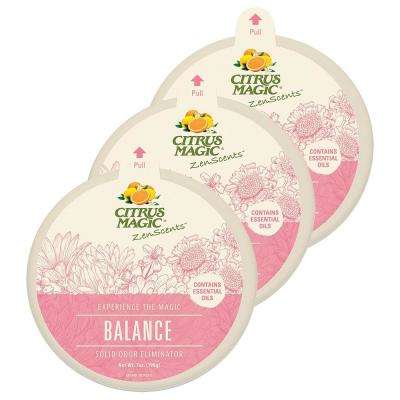 ZenScents 7 oz. Balance Aromatherapy Solid Air Freshener (Pack of 3)