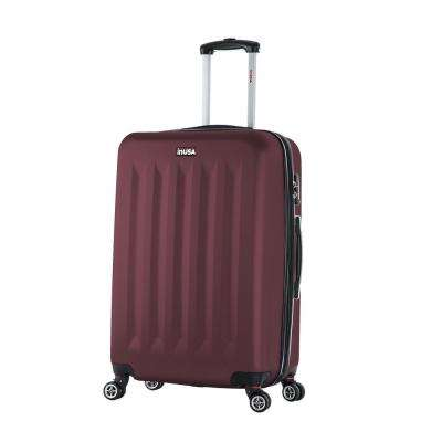 Philadelphia lightweight hardside spinner 27'' in. -Wine
