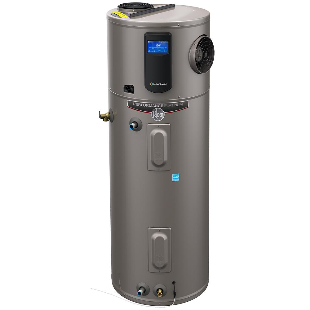 Rheem Performance Platinum 50 Gal. 10-Year Hybrid High Efficiency ...