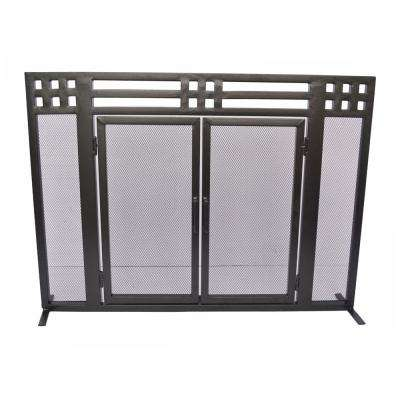 77b1260f522 Fireplace Screens - Fireplaces - The Home Depot
