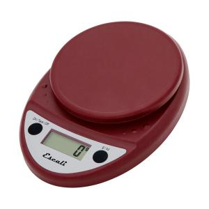 Primo Red Digital Food Scale