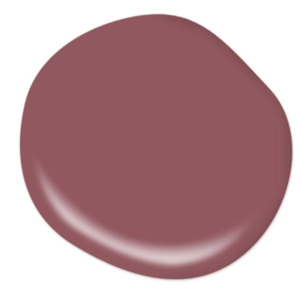 Reviews For Behr Ultra 1 Gal Pmd 33 Fragrant Cherry Extra Durable Satin Enamel Interior Paint Primer 775301 The Home Depot