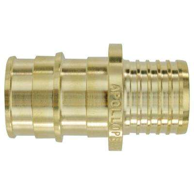 3/4 in. Brass PEX-A Expansion Barb x Polybutylene Coupling (5-Pack)